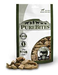 PureBites Beef Liver Freeze-Dried Dog Treats 8.8oz/250g