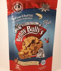 Benny Bully's Plus Cat Treat - Natural, Beef Liver & Fish 25g/0.9oz