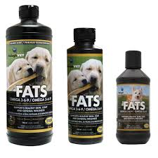 BioFATS - Omega 3-6-9 Fatty Acids with EPA and DHA for Dogs & Cats 200ml