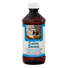 NaturVet, Pet Organic, Calm Down, for Cats, 8oz/236ml