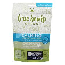 True Hemp Chews Calming,for Dogs 7oz/200g