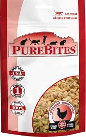PureBites Chicken Breast Freeze-Dried Treats for Cats 1.09oz/31g