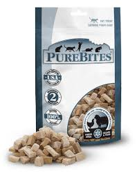 PureBites Freeze Dried Chicken Breast & Lamb Liver Cat Treats 0.98oz/28g