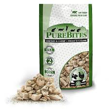 PureBites Chicken Breast & Catnip Freeze-Dried Cat Treats 1.3oz/37g