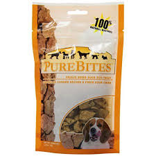 PureBites Freeze Dried Duck Dog Treats 1.23oz/35g