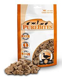 PureBites Duck Liver Freeze-Dried Cat Treats 1.05oz/30g