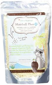 CocoTherapy Hairball Plus for Cats, 7oz/198g