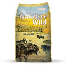 Taste of the Wild High Prairie Canine Recipe 5 lbs/2.27kg