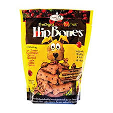 Overby Farm Hip Bones Biscuits for Dogs, 17.6oz/498g