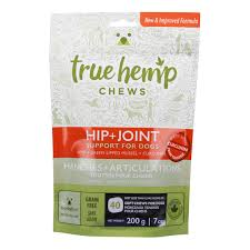 True Hemp Chews, Hip+Joint, for Dogs, 7oz/200g