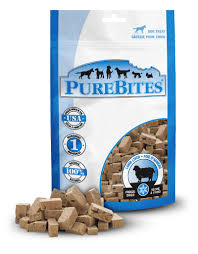 PureBites FreezeDried Lamb Liver Dog Treats 1.58oz/45g