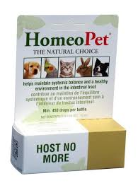 HomeoPet, Host No More, for Dogs, 15ml