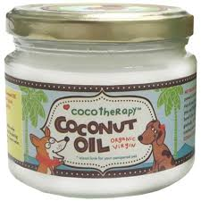 CocoTherapy Coconut Oil, for Dogs, Cats and Birds, 8oz/236ml