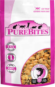 PureBites Salmon Freeze-Dried Cat Treats 0.92oz/26g