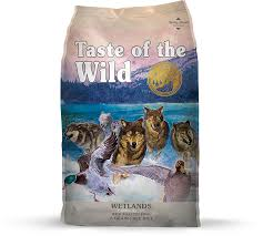 Taste of the Wild Wetlands Grain-Free Dry Dog Food 5 lbs/2.27kg
