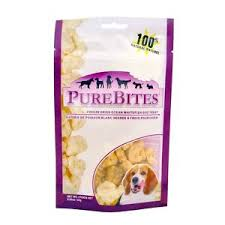 PureBites Ocean Whitefish Freeze-Dried Dog Treats 0.85oz/24g