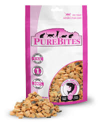 PureBites Wild Salmon Freeze-Dried Cat Treats 0.49oz/14g