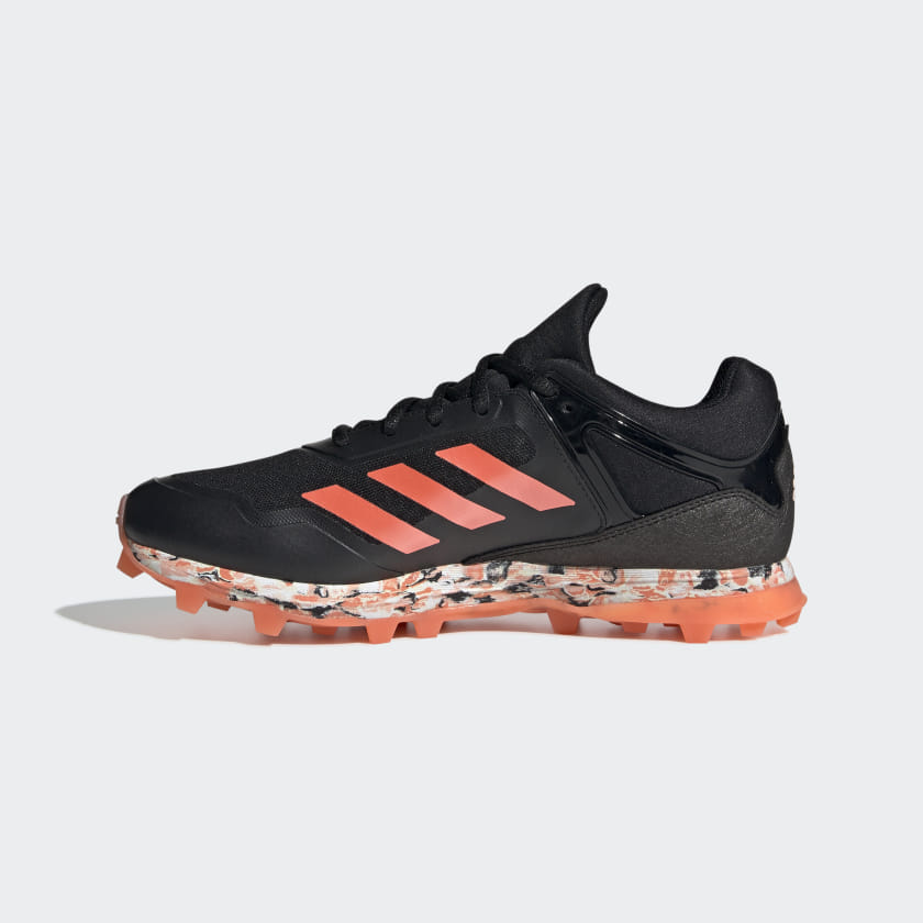 Adidas Fabela Zone Womens (Core Black/Hi-Res Coral/Glow Pink)