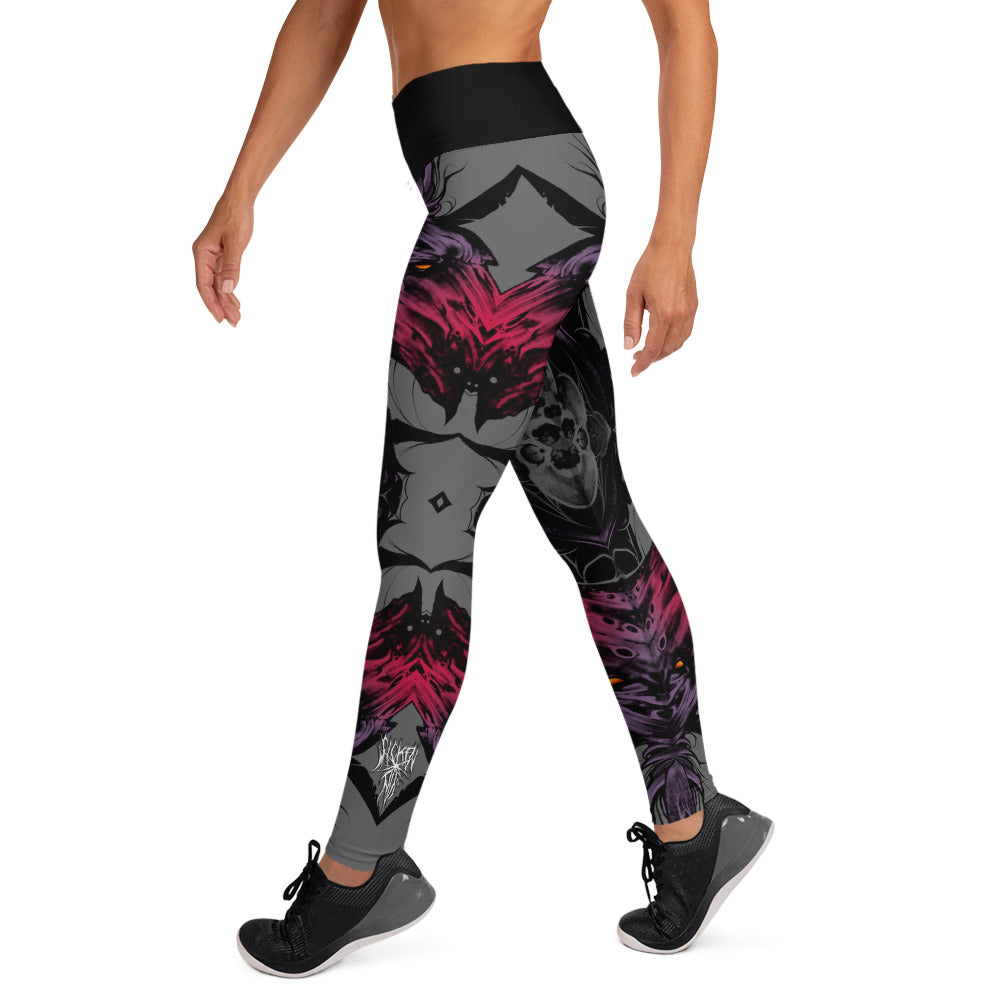 Horseman Yoga Leggings - SICKEN