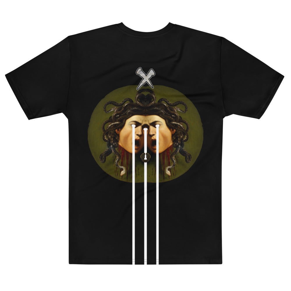 Medusa Men's Sublimation Tee - SICKEN