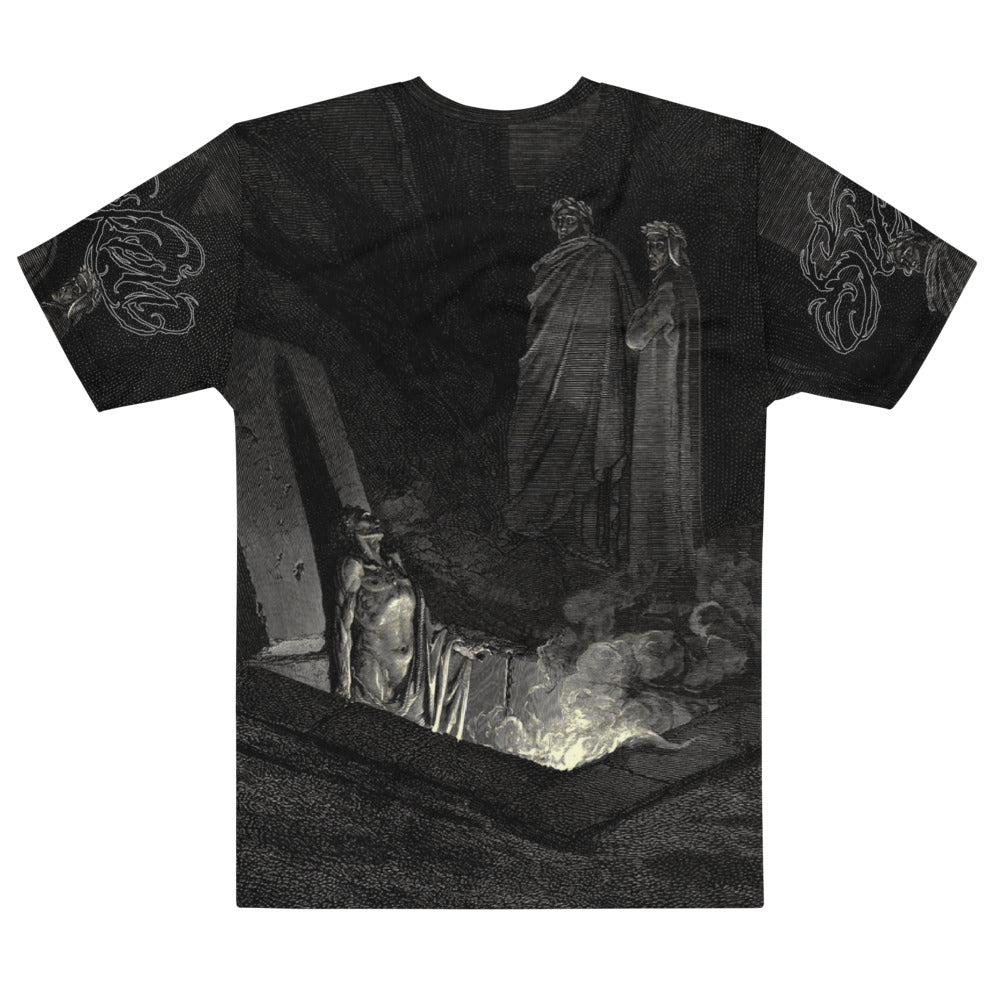 Risen Men's Sublimation Tee - SICKEN