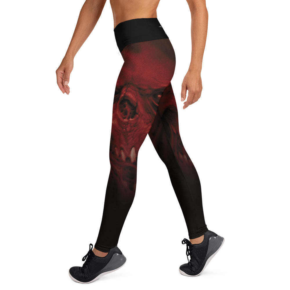 Phantom Women's Yoga Leggings - SICKEN
