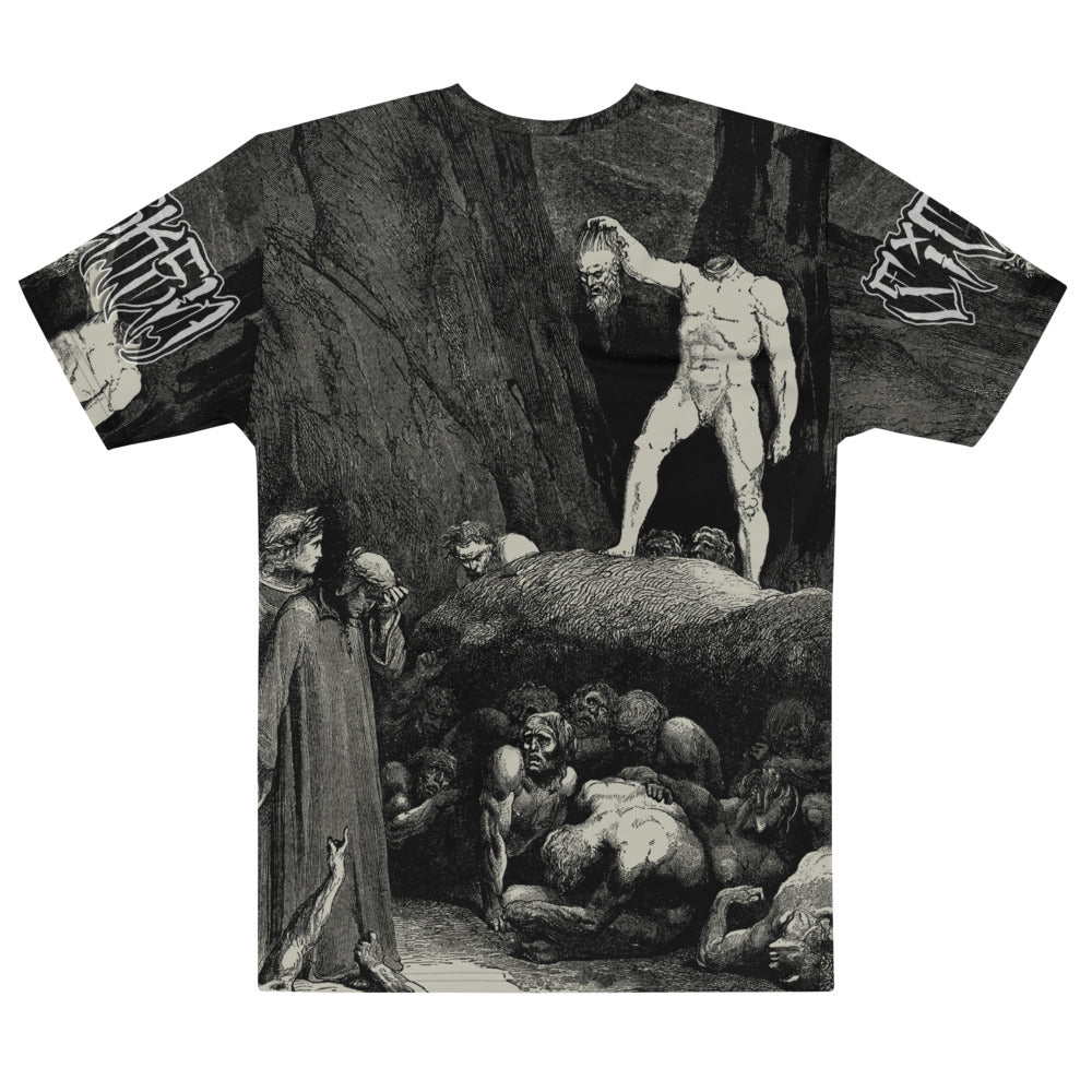 Severed Men's Sublimation Tee - SICKEN