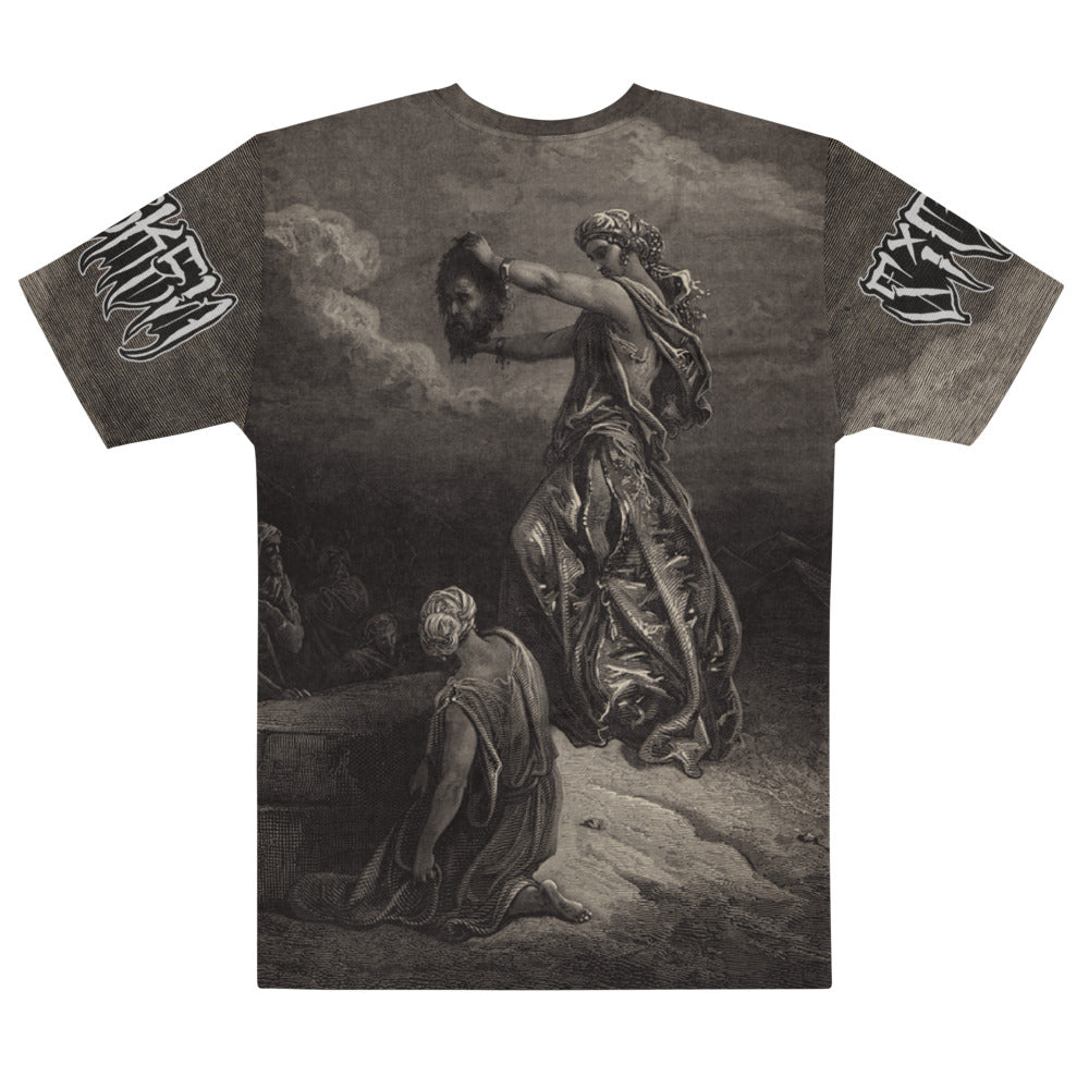 Judith Men's Sublimation Tee - SICKEN