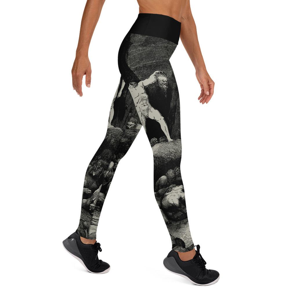 Severed Women's Yoga Leggings - SICKEN