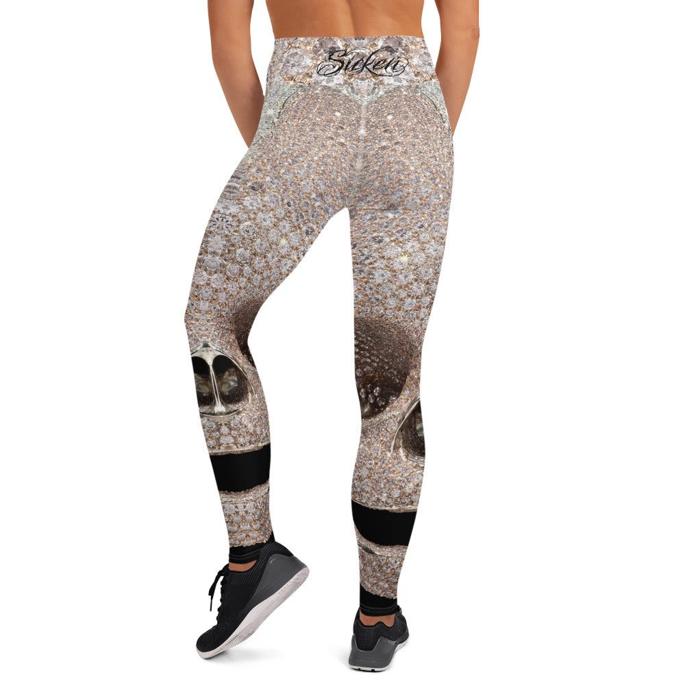Adolescence Women's Yoga Leggings - SICKEN