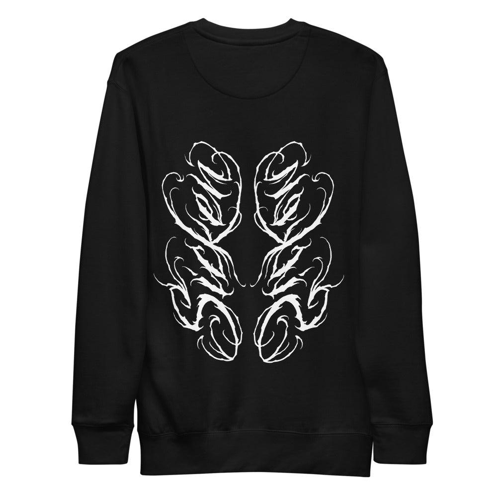 Efflorescence Fleece Pullover Sweatshirt