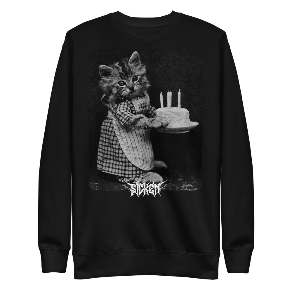 Happy Birthday Fleece Pullover Sweatshirt