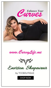 Envision Shapewear-The Curvaceous Collection Boutique