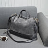ACELURE vintage nubuck bag