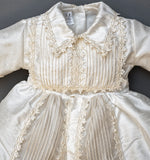 Christening Gown B002 upper part Handmade