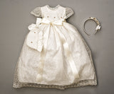 Ivory G005 Baptisim Dress
