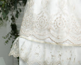 silk christening dress burbvus g026