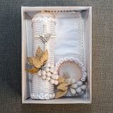 Handcrafted Candle kit With case