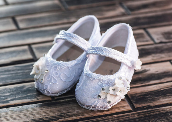 G025 BABY GIRL SHOES Burbvus