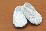 Handmade Baby Christenig shoes