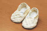 Handmade baby christening Shoes
