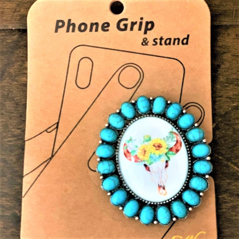 Phone Grips - Charmingly Unique Boutique