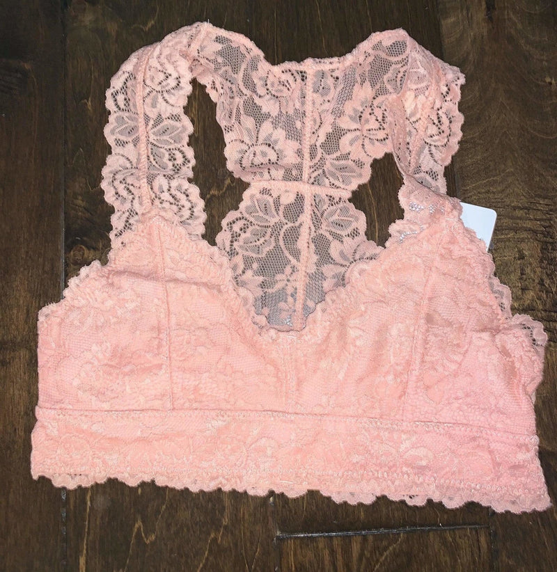 Elegance and Lace Bralettes - Charmingly Unique Boutique