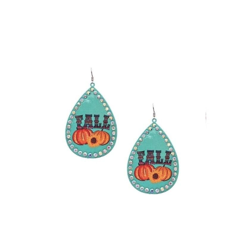 Fall Earrings - Charmingly Unique Boutique