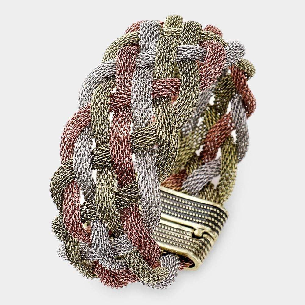 Metal Magnetic Bracelets - Charmingly Unique Boutique