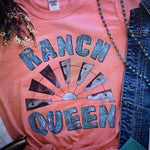 Ranch Queen Tee - Charmingly Unique Boutique