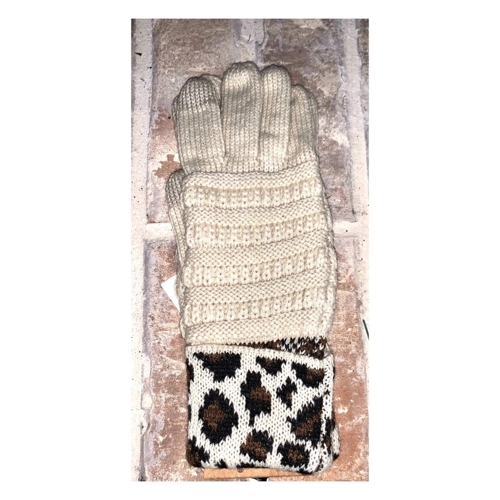 SmartTips Sweater Gloves - Charmingly Unique Boutique