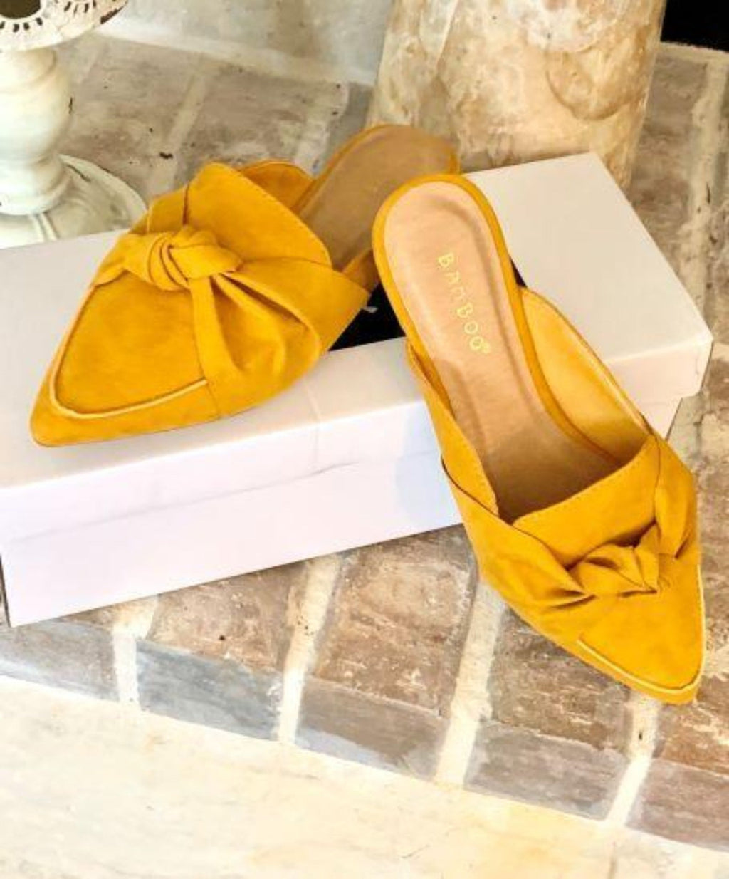Soulful Knotted Mule Shoes - Charmingly Unique Boutique
