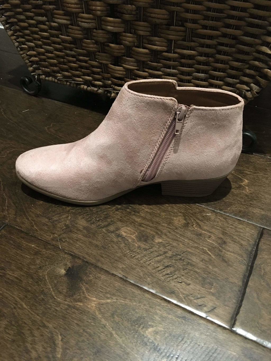 Stepping Out In Style Booties - Charmingly Unique Boutique