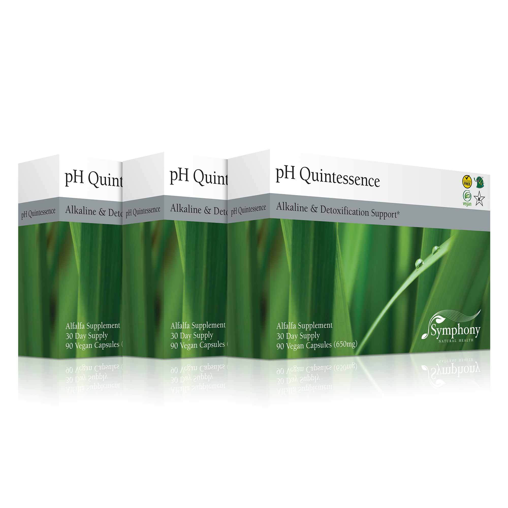 pH Quintessence <br> Welcome Pack